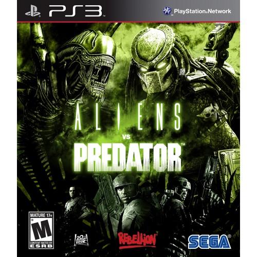 Aliens vs Predator Playstation 3 Б/У купить в новосибирске