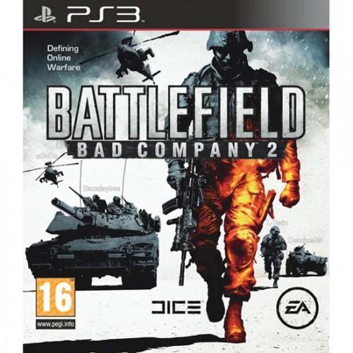 Battlefield: Bad Company 2 Playstation 3 Б/У купить в новосибирске