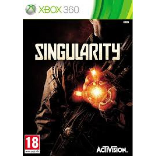Игра Singularity (Xbox 360) б/у купить в новосибирске