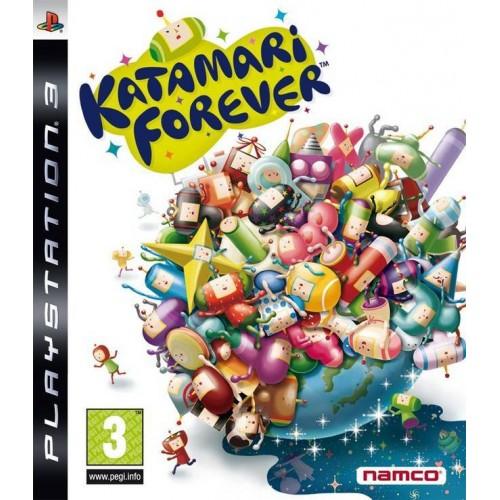 Katamari Forever PlayStation 3 Б/У купить в новосибирске