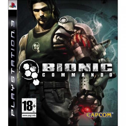 Bionic Commando Playstation 3 Б/У купить в новосибирске