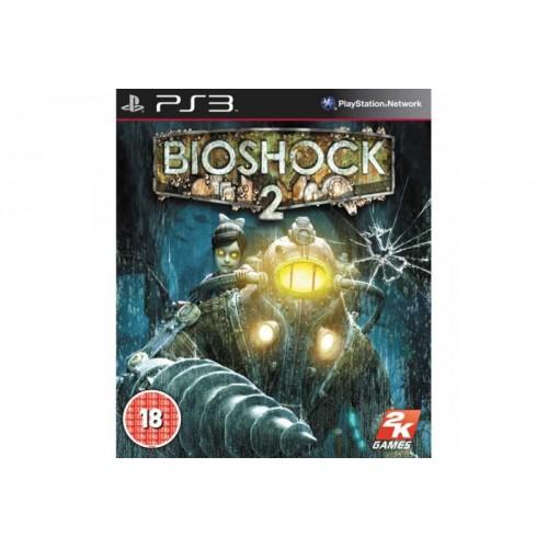 Bioshock 2 Playstation 3 Б/У купить в новосибирске