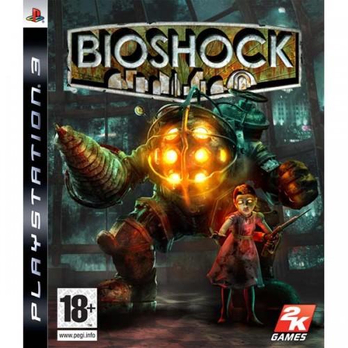 Bioshock [Playstation 3] купить в новосибирске