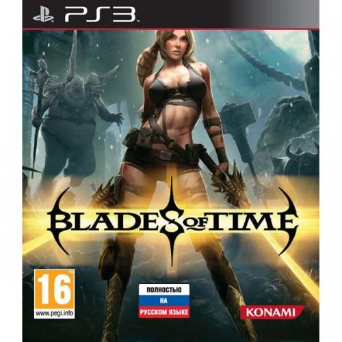 Blades of Time [Playstation 3] купить в новосибирске