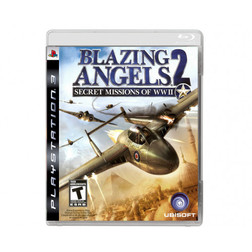 Blazing Angels 2: Secret Missions of WWII Playstation 3 Б/У купить в новосибирске