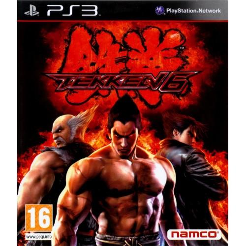 Tekken 6 купить в новосибирске