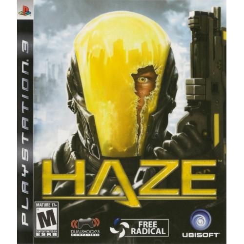 Haze PlayStation 3 Б/У купить в новосибирске