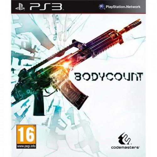 Bodycount PlayStation 3 Б/У купить в новосибирске