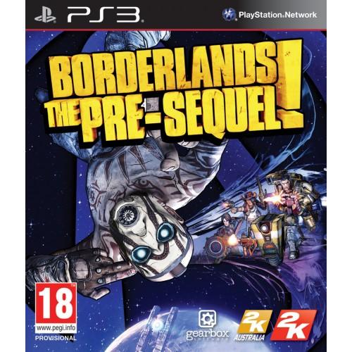 Borderlands: The Pre-Sequel! Playstation 3 Б/У купить в новосибирске
