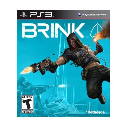 Brink Playstation 3 Б/У купить в новосибирске