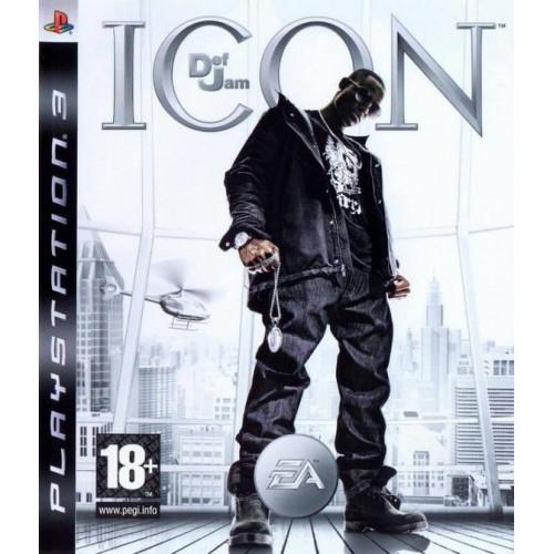 Def Jam Icon [PlayStation 3] купить в новосибирске
