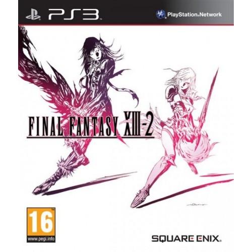 Final Fantasy XIII-2 PlayStation 3 Б/У купить в новосибирске