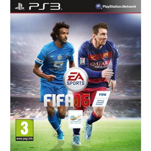 FIFA 16 [PlayStation 3] купить в новосибирске