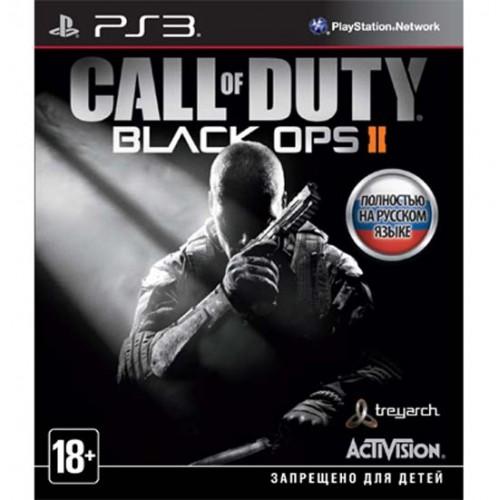 Call of Duty: Black Ops II PlayStation 3 Б/У купить в новосибирске