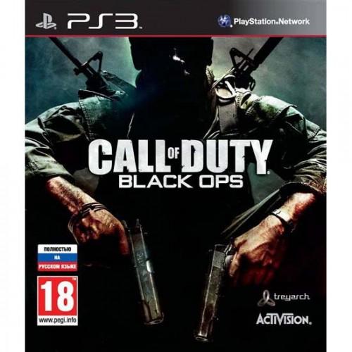 Call of Duty: Black Ops [Playstation 3] [Рус] Новый купить в новосибирске