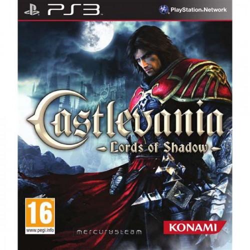 Castlevania: Lords of Shadow PlayStation 3 Б/У купить в новосибирске