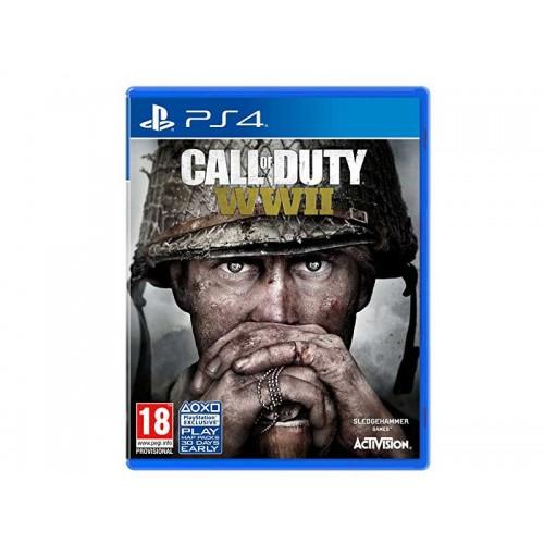Call of Duty: World War II (новый, в упаковке)  купить в новосибирске