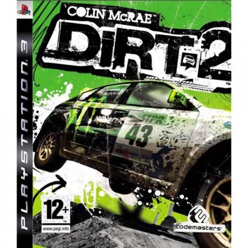 Colin McRae: DIRT 2 PlayStation 3 Б/У купить в новосибирске