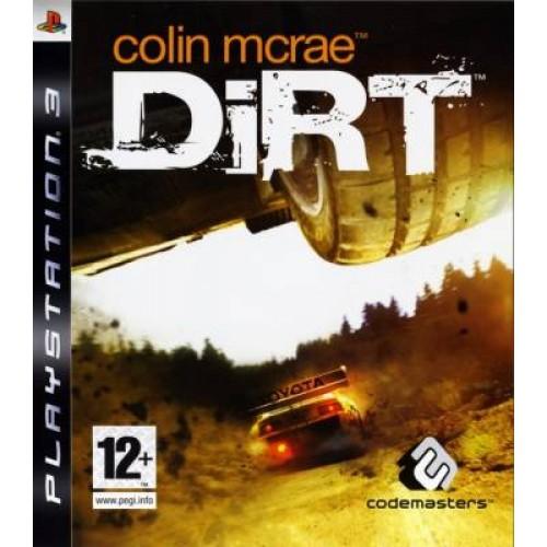 Colin McRae: DIRT PlayStation 3 Б/У купить в новосибирске