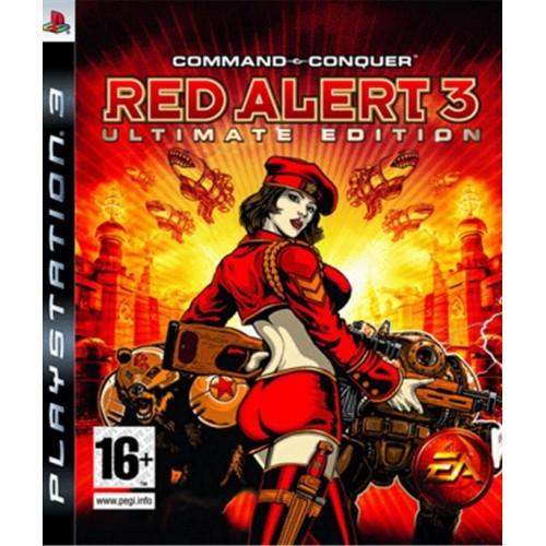 Command & Conquer: Red Alert 3 Ultimate Edition PS 3 Б/У купить в новосибирске