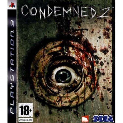Condemned 2 PlayStation 3 Б/У купить в новосибирске