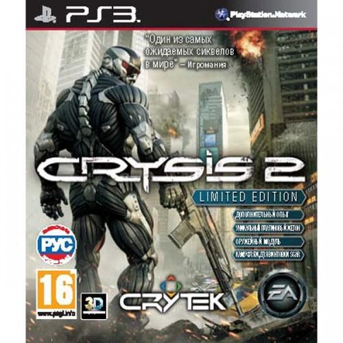 Crysis 2 PlayStation 3 Б/У купить в новосибирске