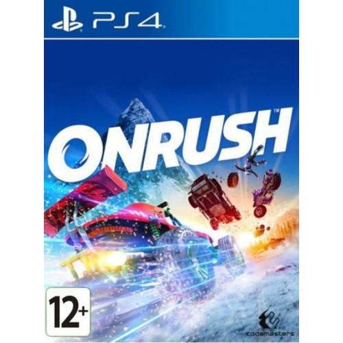 Onrush PlayStation 4 Новый купить в новосибирске