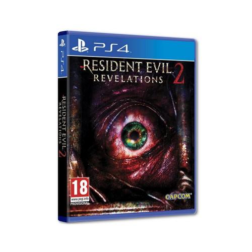 Resident Evil Revelations 2 PlayStation 4 Б/У купить в новосибирске