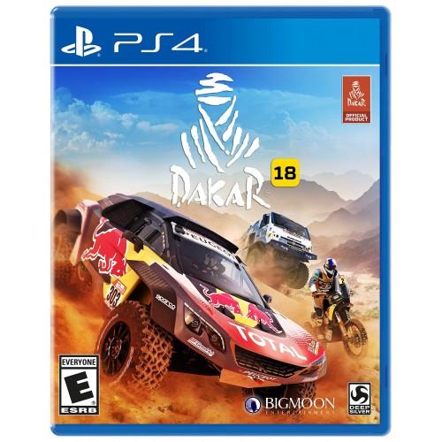 Dakar 18 PlayStation 4 Б/У купить в новосибирске