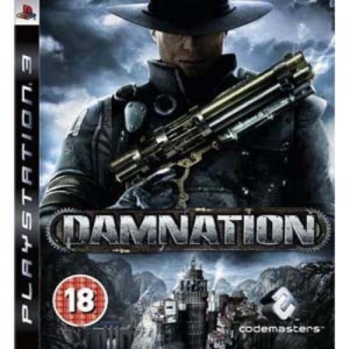 Damnation PlayStation 3 Б/У купить в новосибирске