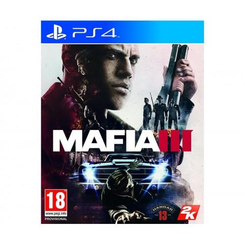 Mafia 3 PlayStation 4 Б/У купить в новосибирске