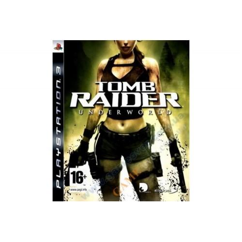 Tomb Raider Underworld PlayStation 3 Б/У купить в новосибирске