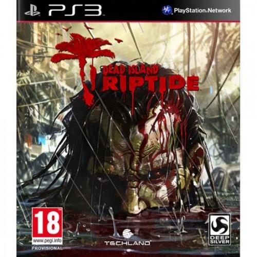 Dead Island: Riptide PlayStation 3 Б/У купить в новосибирске