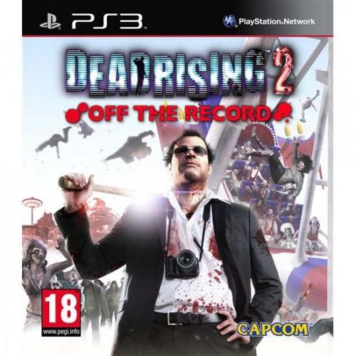Dead Rising 2: Off The Record PlayStation 3 Б/У купить в новосибирске