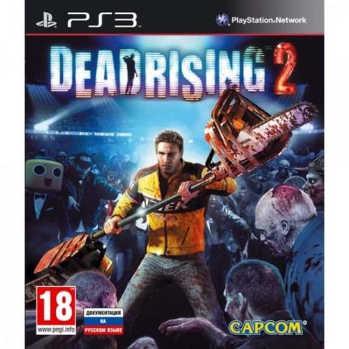 Dead Rising 2 PlayStation 3 Б/У купить в новосибирске