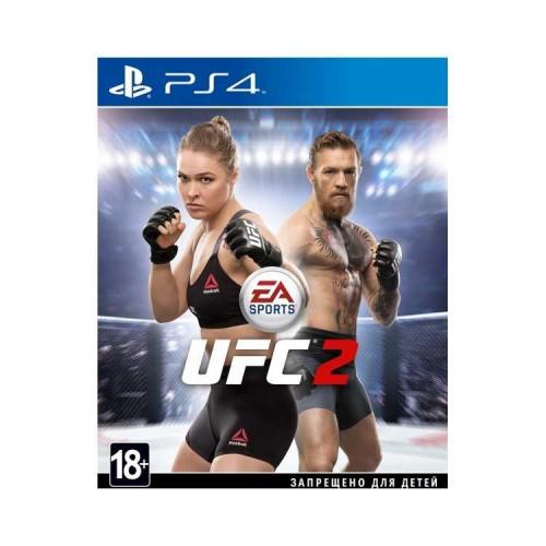UFC 2 PlayStation 4 Б/У купить в новосибирске