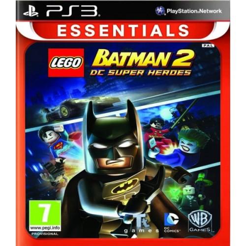 LEGO Batman 2 DC Super Heroes PS 3 Б/У купить в новосибирске