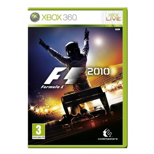 F1 2010 Xbox 360 купить в новосибирске