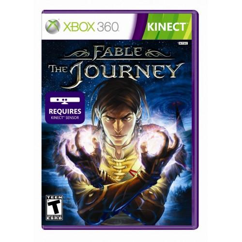 Fable: The Journey Xbox 360 Б/У купить в новосибирске