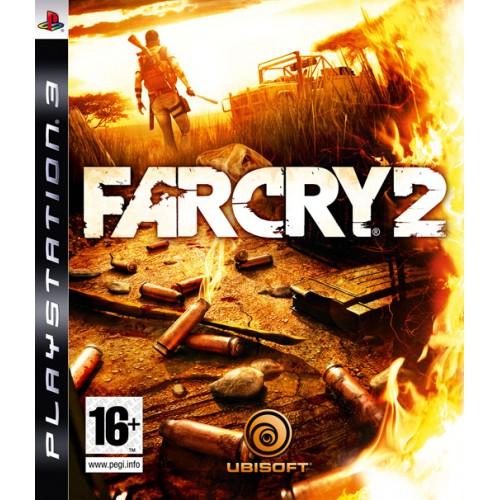 Far Cry 2 PlayStation 3 Б/У купить в новосибирске