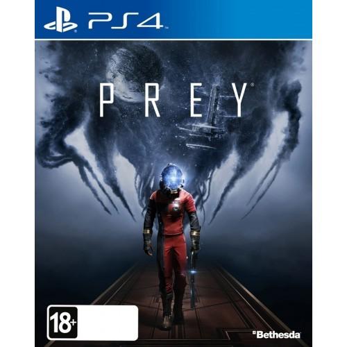 Prey PlayStation 4 Б/У купить в новосибирске