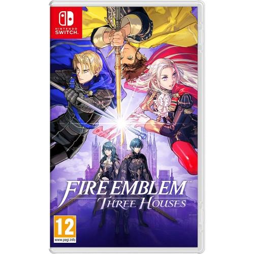 Fire Emblem Three Houses на Nintendo Switch Б/У купить в новосибирске