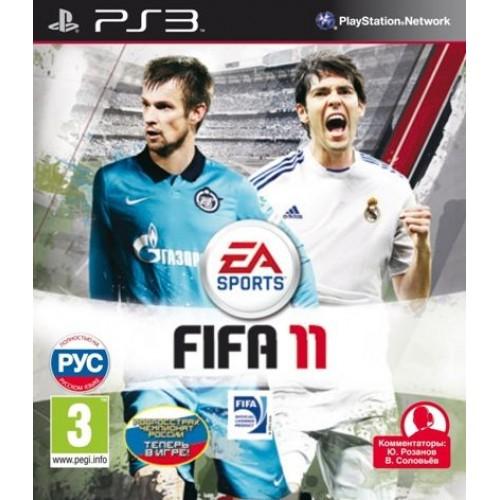 FIFA 11 PlayStation 3 Б/У купить в новосибирске