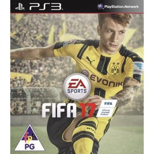 FIFA 17 [PlayStation 3] купить в новосибирске