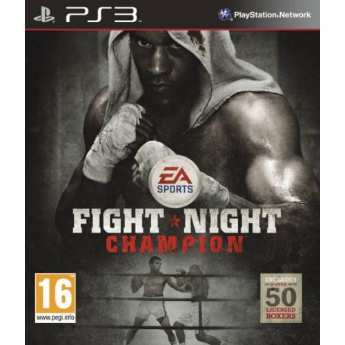 Купить Fight Night Champion PlayStation 3 Б/У купить в новосибирске