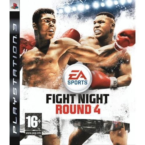 Fight Night Round 4 [PlayStation 3] купить в новосибирске