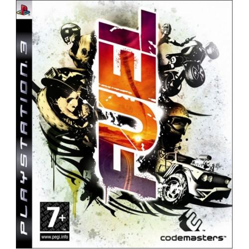 FUEL [PlayStation 3] купить в новосибирске