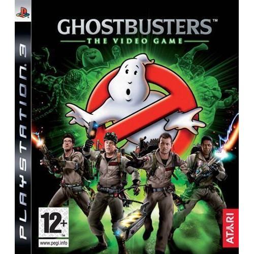 Ghostbusters The Video Game PlayStation 3 Б/У купить в новосибирске