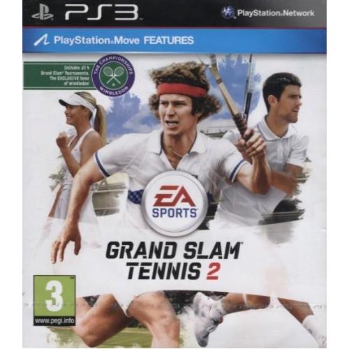 Grand Slam Tennis 2 PlayStation 3 Б/У купить в новосибирске