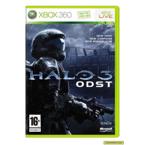 Halo 3 ODST Xbox 360 купить в новосибирске